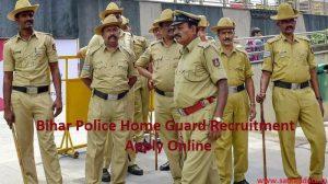 Bihar Home Guard Recruitment